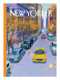 Open Season - The New Yorker Cover  November 7  2011