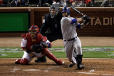 2011 World Series Game 6 - Texas Rangers v St Louis Cardinals  St Louis  MO - Oct 27: Mike Napoli