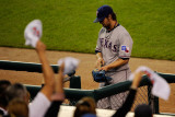 Texas Rangers v Detroit Tigers - Playoffs Game Five  Detroit  MI - October 13: CJ Wilson