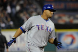 Texas Rangers v Detroit Tigers - Playoffs Game Four  Detroit  MI - October 12: Nelson Cruz