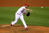 2011 World Series G 6 - Texas Rangers v St Louis Cardinals  St Louis  MO - Oct 27: Jake Westbrook