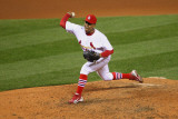 Milwaukee Brewers v St Louis Cardinals - Game Four  St Louis  MO - October 13: Octavio Dotel
