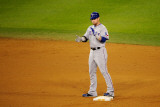 Texas Rangers v Detroit Tigers - Playoffs Game Five  Detroit  MI - October 13: Josh Hamilton