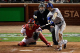 2011 World Series G 6 - Texas Rangers v St Louis Cardinals  St Louis  MO - Oct 27: Michael Young