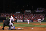 2011 World Series Game 7 - Rangers v Cardinals  St Louis  MO - October 28: David Freese