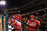 2011 World Series Game 7 - Rangers v Cardinals  St Louis  MO - October 28: Tony La Russa