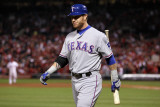 2011 World Series Game 7 - Rangers v Cardinals  St Louis  MO - October 28: Josh Hamilton