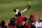 2011 World Series Game 7 - Rangers v Cardinals  St Louis  MO - October 28: Michael Young