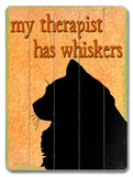 My Therapist has Whiskers
