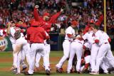 2011 World Series Game 7 - Rangers v Cardinals  St Louis  MO - October 28: Chris Carpenter