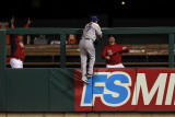 2011 World Series Game 7 - Rangers v Cardinals  St Louis  MO - October 28: Nelson Cruz