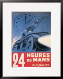 Le Mans 12 et 13 Juin 1954