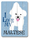 I Love My Maltese
