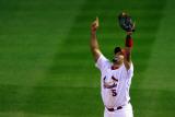 2011 World Series Game 7 - Rangers v Cardinals  St Louis  MO - October 28: Albert Pujols
