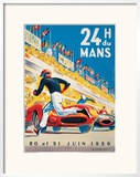 Le Mans 20 et 21 Juin 1959