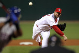 2011 World Series Game 7 - Rangers v Cardinals  St Louis  MO - October 28: Chris Carpenter