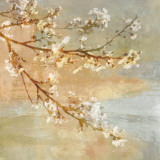 Blossoms on the Pond I