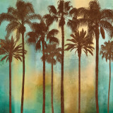 Aqua Palms I