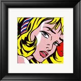 Girl with Hair Ribbon  c1965