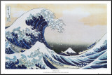 The Great Wave at Kanagawa   c1829