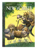 The New Yorker Cover - May 15  2006