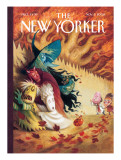 The New Yorker Cover - November 3  2008