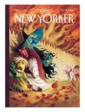 The New Yorker Cover - November 3  2008