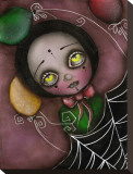 Arlequin Clown Girl