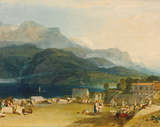 The Lake of Brienz