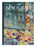 The New Yorker Cover - April 23  2007