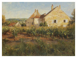 Vineyard Cottages in Jully