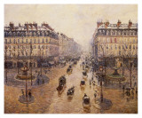 The Avenue De L&#39;Opera