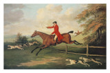 Fox Hunting Scene