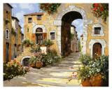 L'entrata al Borgo