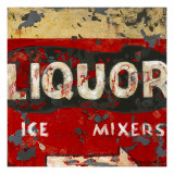 Liquor and Mixer