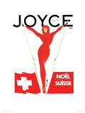 Joyce  Noël  Paris