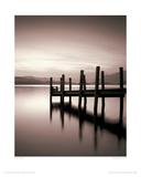 Landing Stage  Derwent Water  Cumbria