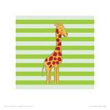 Nosey Giraffe