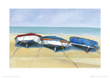 Beach Boats  St Ives