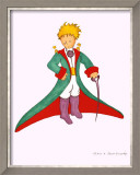 Petit Prince et la Cape Rouge