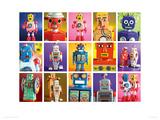 Robot Metropolis