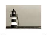 The Lighthouse  Oddesund  Jylland  Denmark