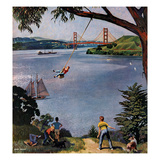 &quot;San Francisco Bay Boys&quot;  May 26  1956