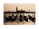 Gondolas  Venice