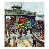&quot;Hudson Ferry&quot;  February 4  1950