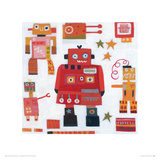 Red Robots