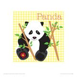 Munch Munch a Panda's Lunch