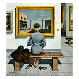 """Art Lover""  March 3  1956"