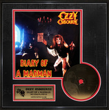 Ozzy Osburne - Diary of a Madman Gold CD