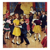 """Dance Cotillion""  April 28  1951"